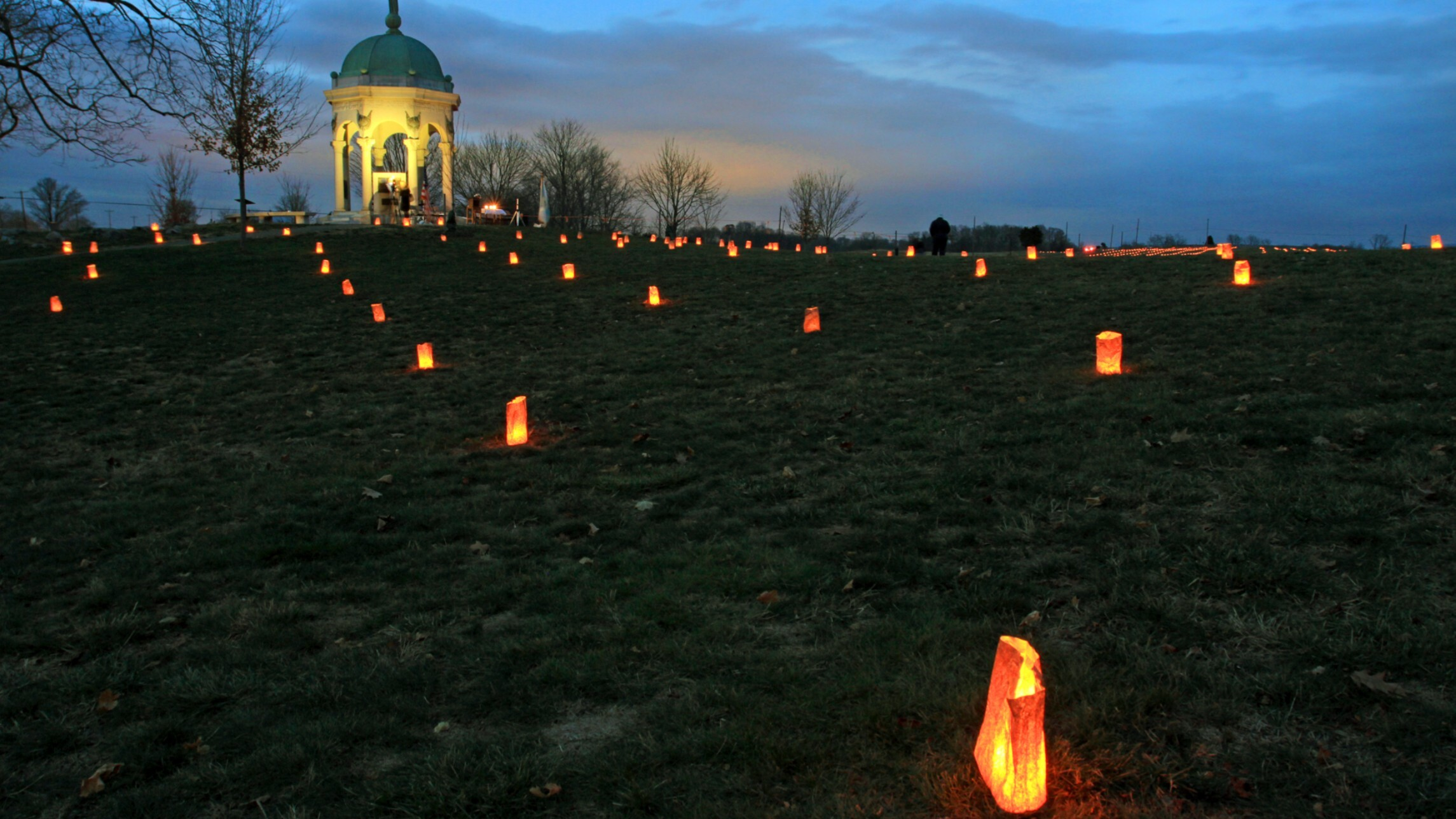 Illuminating Antietam. Remembering America's bloodiest war
