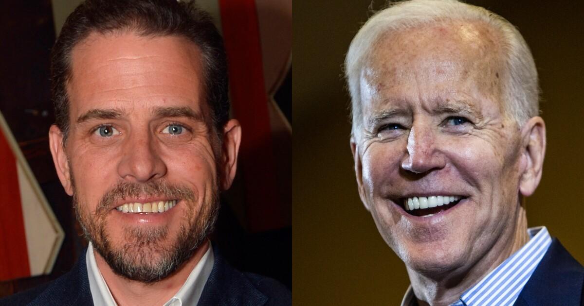 Trump prosecutes case against Hunter Biden in campaign`s...
