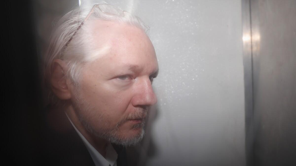Julian Assange claims Trump offered pardon if he denied Russian involvement in DNC hack