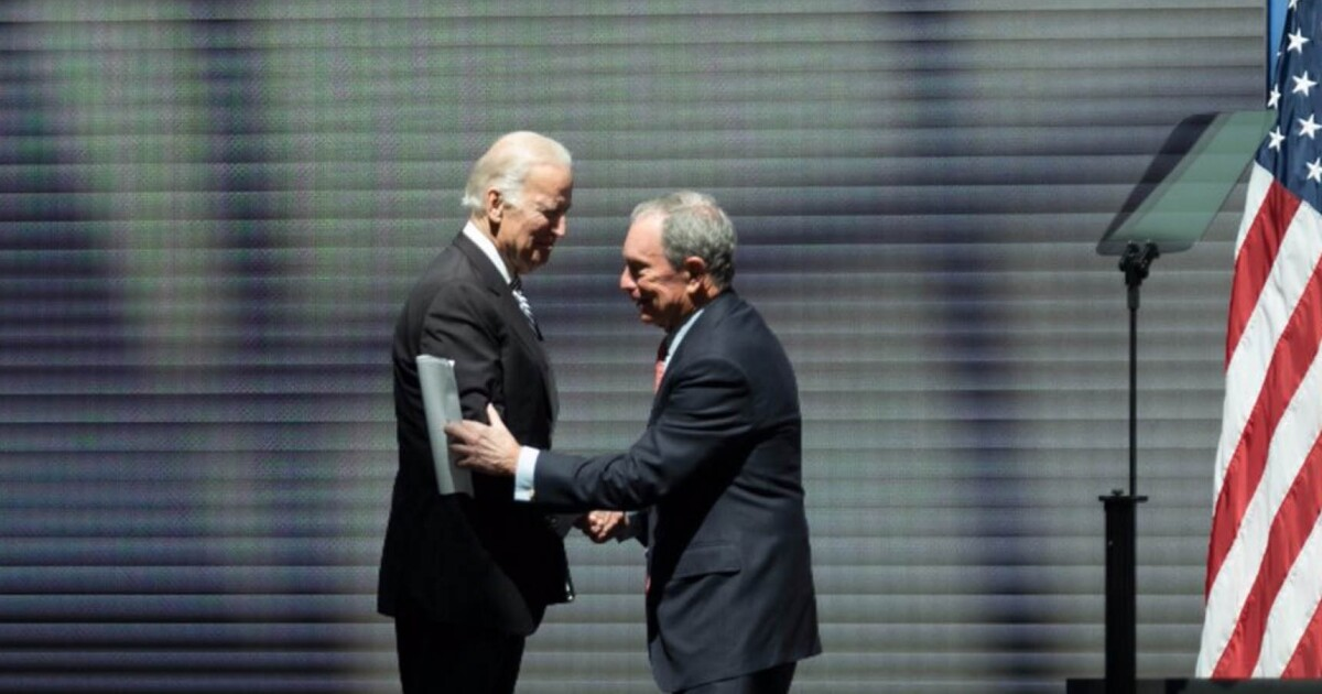 CNN says Biden and Bloomberg show the lasting power of aging white men'