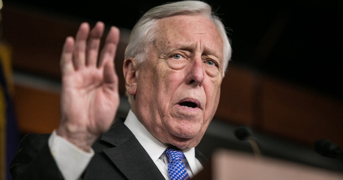 Hoyer: Trump conducting largest cover-up in history of the United States