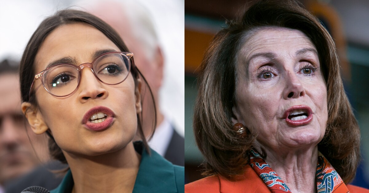 The toxic feminism of AOC and Pelosi doesn't represent young women such as me