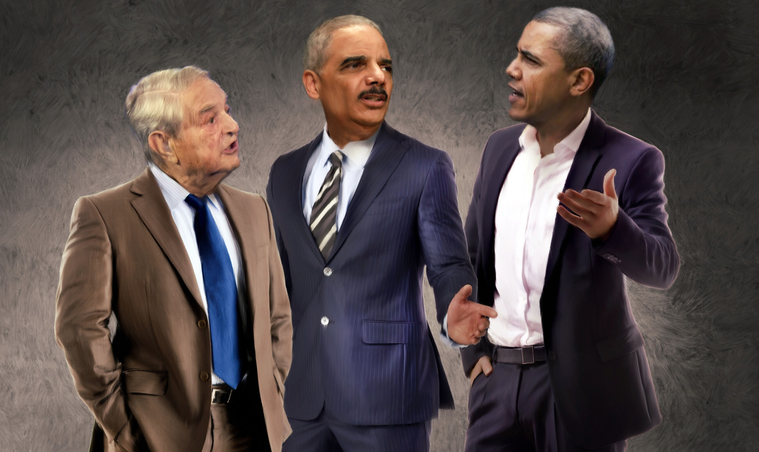 Barack Obama: The former president who won\'t go away