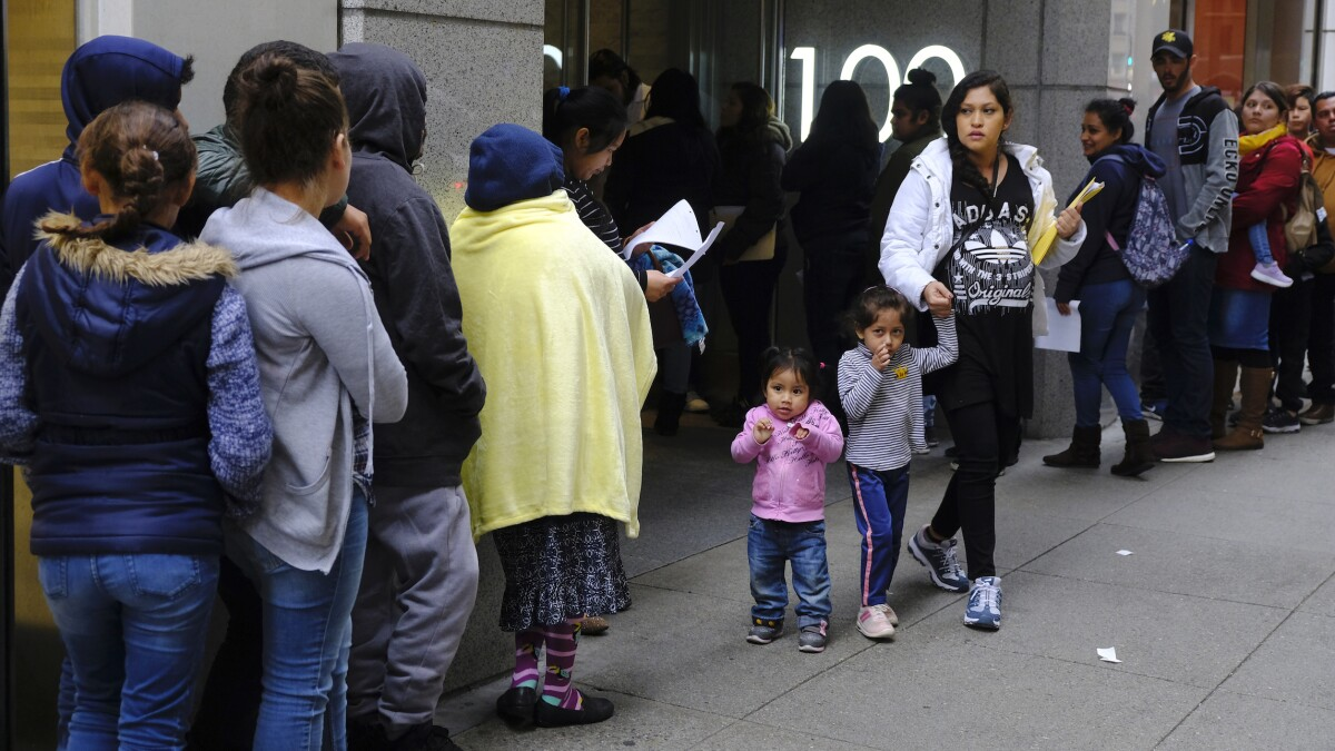 White House gains partial victory in effort to disqualify immigrants who must take welfare