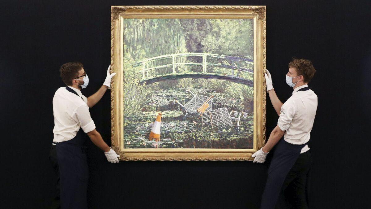 Britain Sotheby's