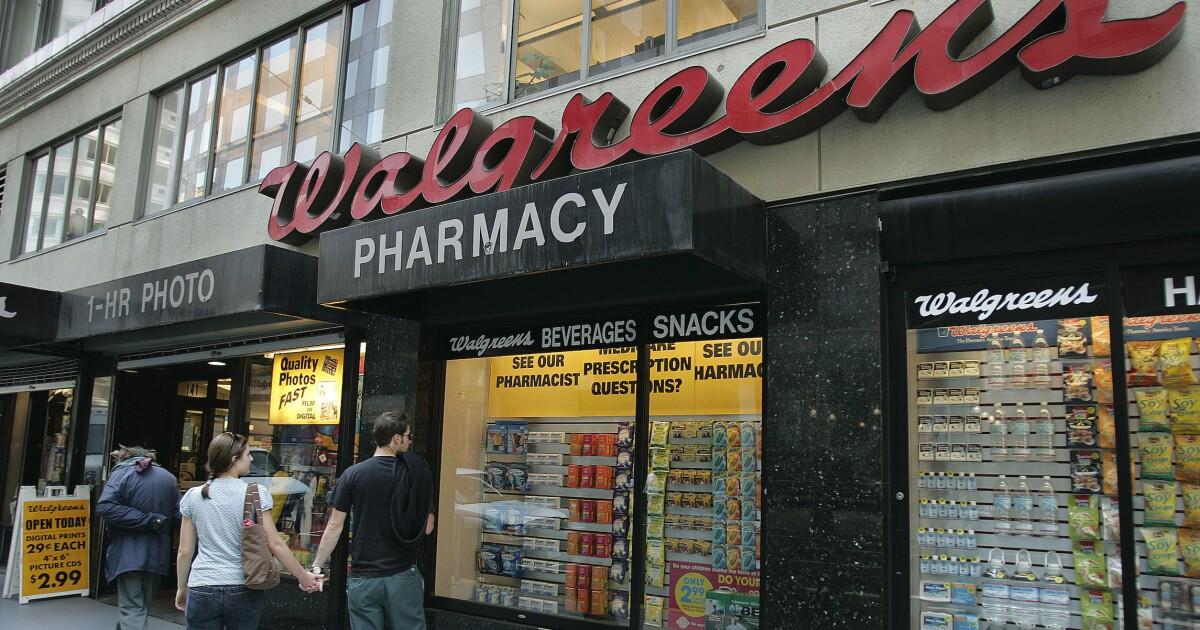 Walgreens is abandoning San Francisco because leftist policies created a shoplifting crisis