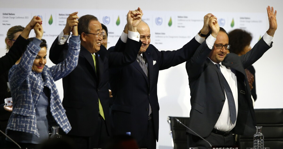 Why The Paris Climate Agreement Will Fail