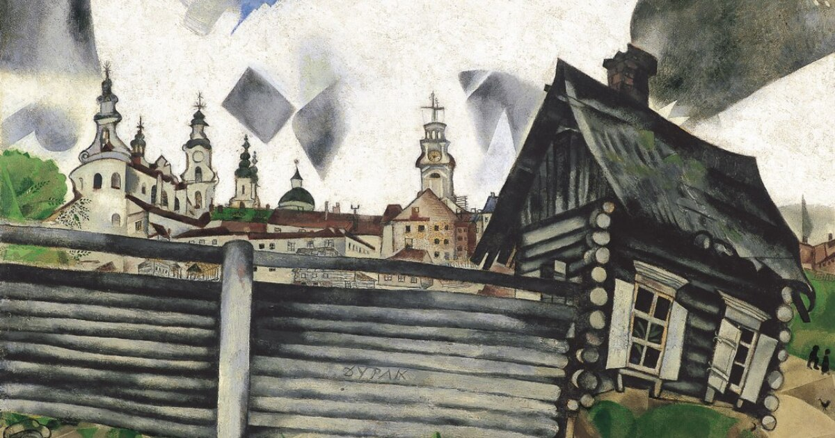 Prufrock: Jewish Life in the Work of Marc Chagall, in Class with Geoffrey Hill, and Why Everybody Loves Lee Child