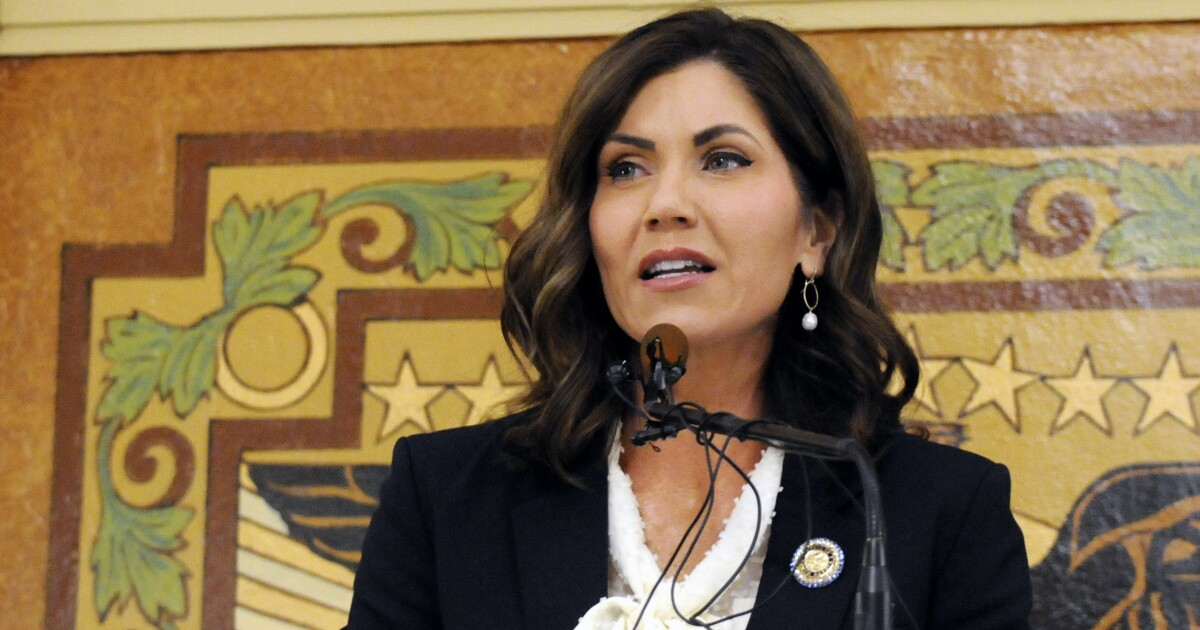 Kristi Noem criticizes 'political' Fauci over disapproval of Sturgis Motorcycle Rally