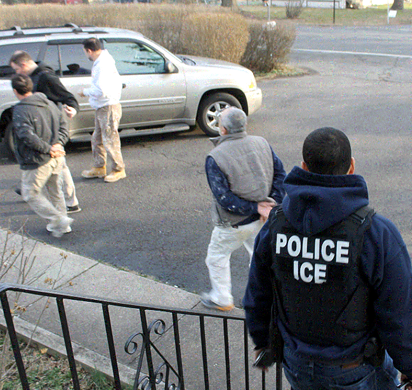 ICE targets 'sanctuary city' Philadelphia in arrest of 248 criminal