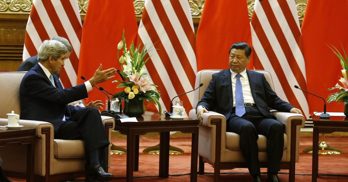 Stop legitimizing China's corrupt regime
