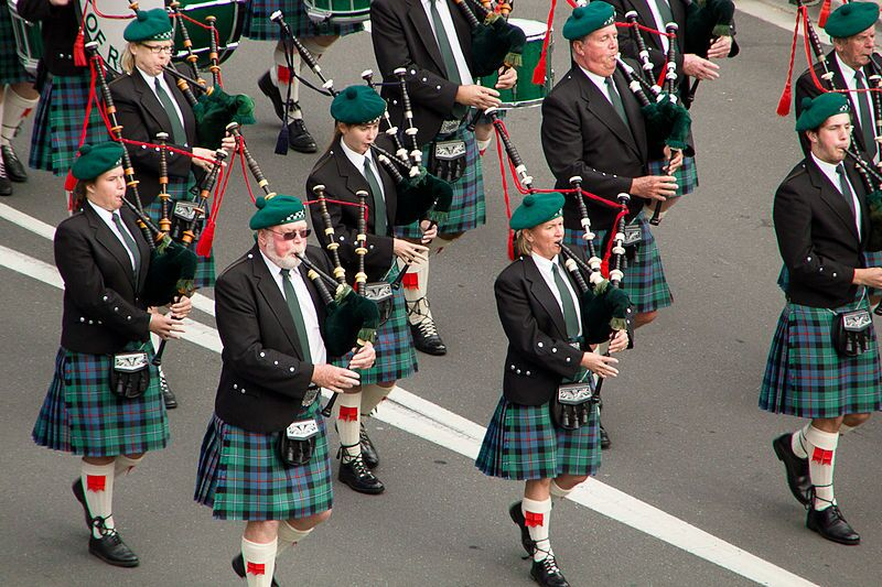 Bagpipes: The Line Politics Dares Not Cross