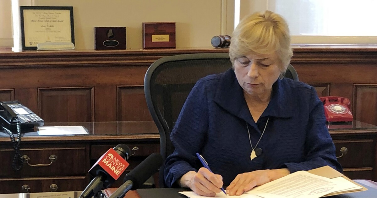 Maine legalizes medically assisted suicide