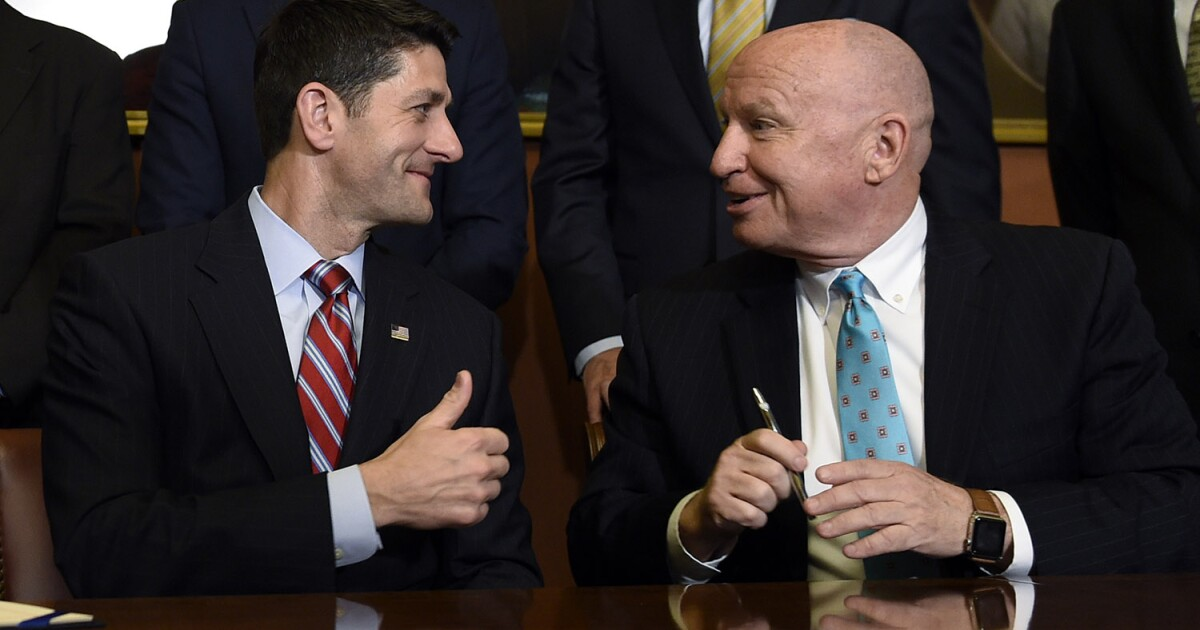 Republicans introduce new version of end-of-year tax bill with an eye toward speedy passage