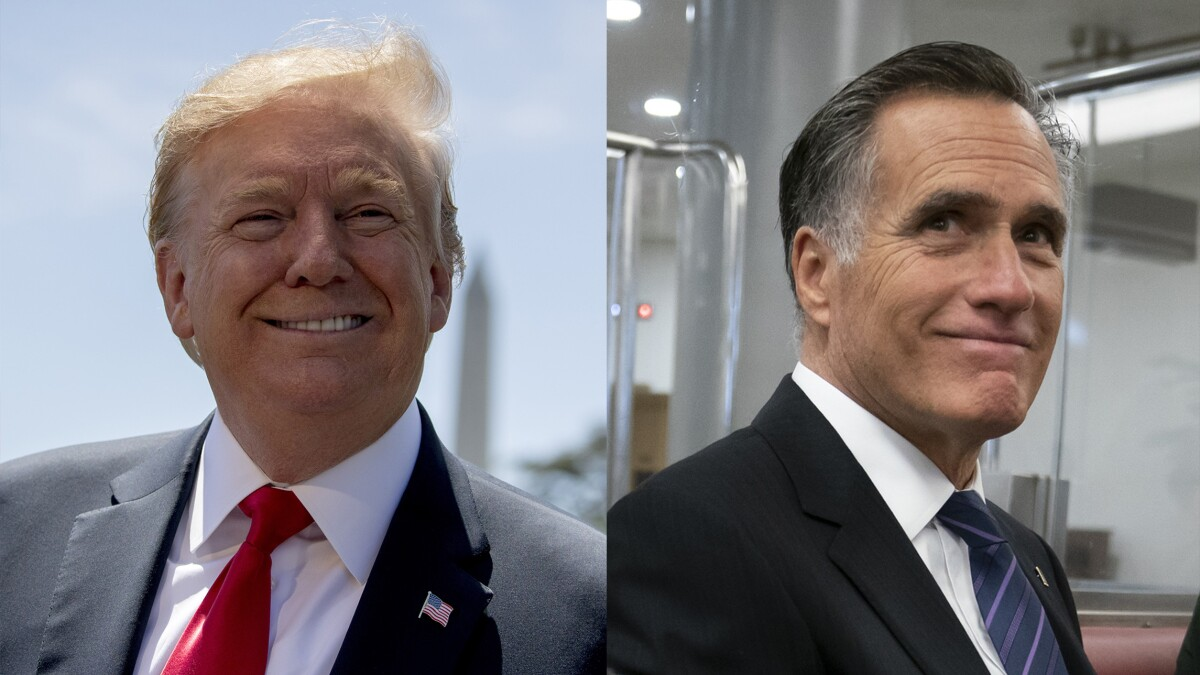 New E-Verify bill could bring Romney and Trump together over common cause