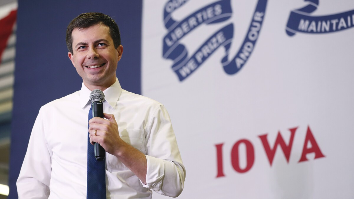 Impeachment set to leave Buttigieg as only top-tier 2020 Democrat campaigning full time
