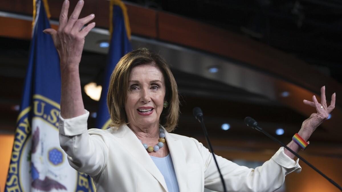 Pelosi leads delegation to Central America
