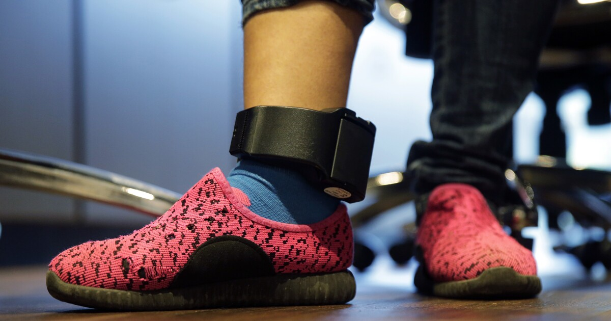 Ankle monitors lead to fewer deportations than detention: ICE