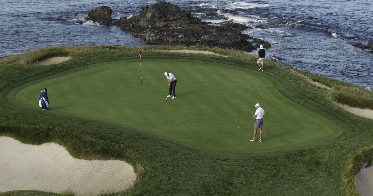 Preamble to Pebble Beach: Drama looms at US Open