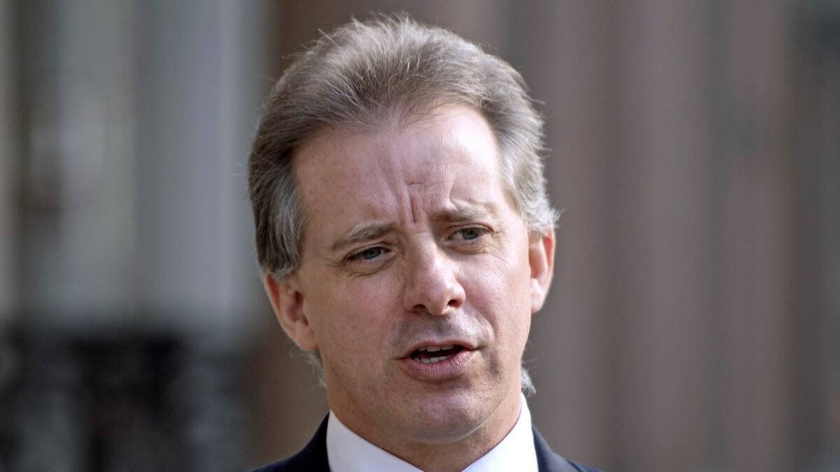Fusion GPS to publish book on Steele Dossier
