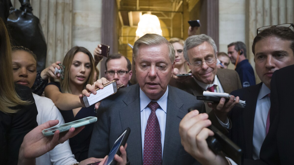 Lindsey Graham: Somebody needs to go to prison for lying to FISA Court 'to restore the rule of law'