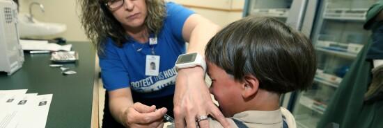 Vaccine Exemptions Schools