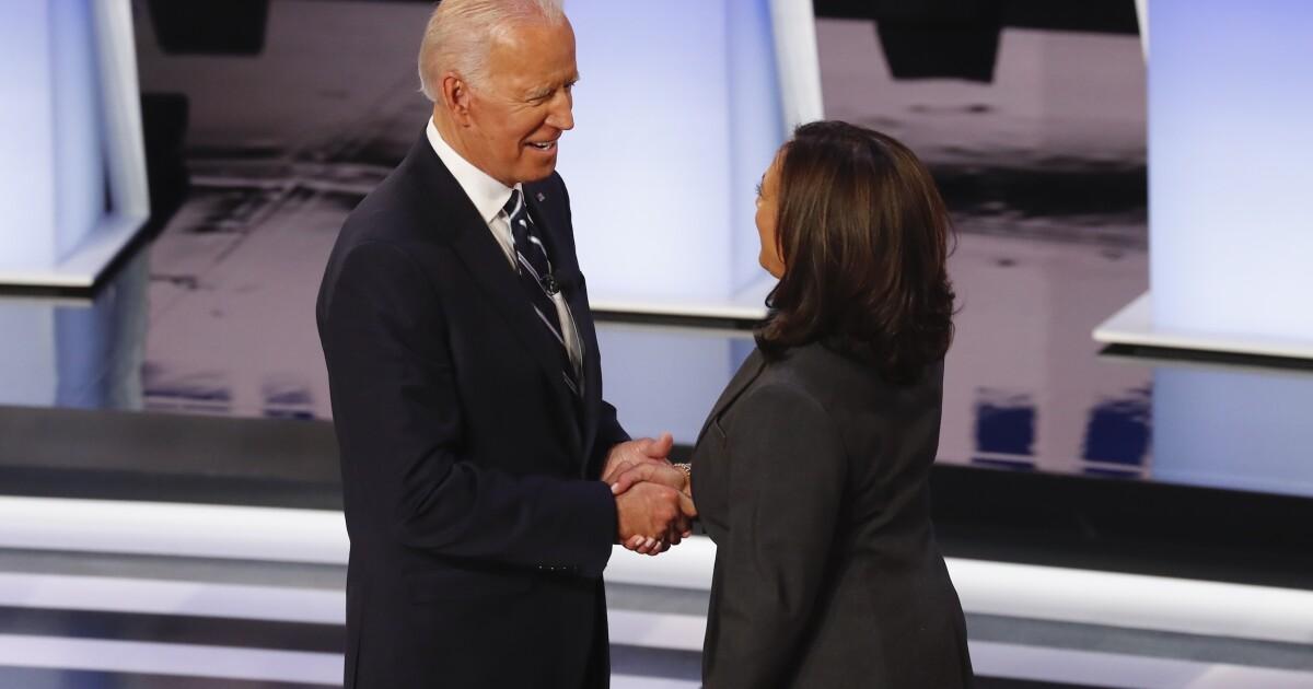 NRA warns Biden-Harris ticket will 'dismantle the Second Amendment'