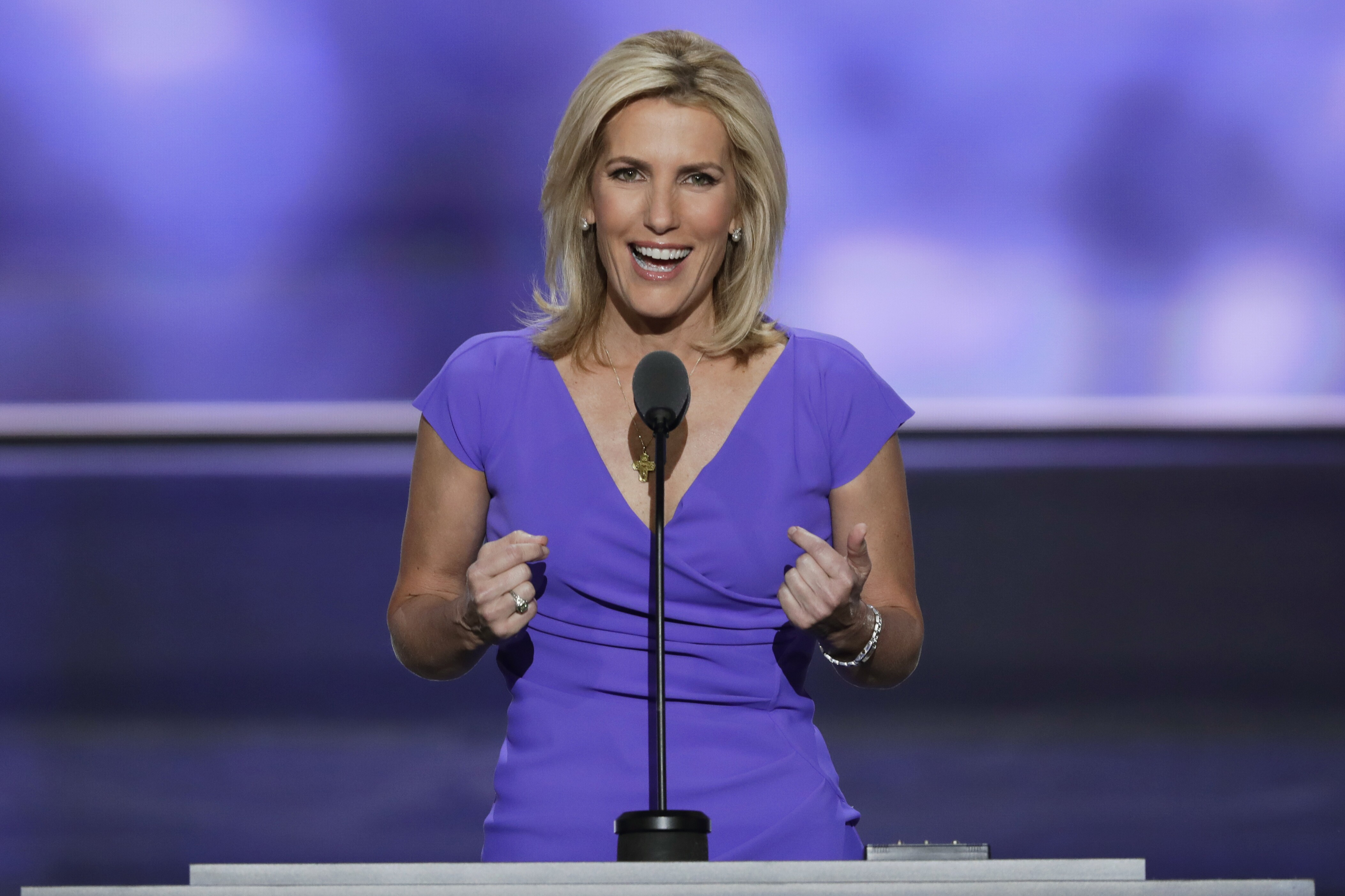Fox News backs Laura Ingraham, says voices won't be ...