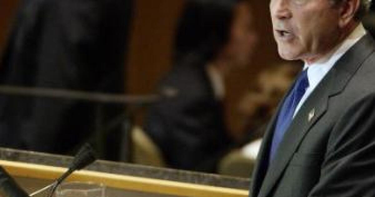 Longtime Obama Official Rewrites Bush's Letter on Israel