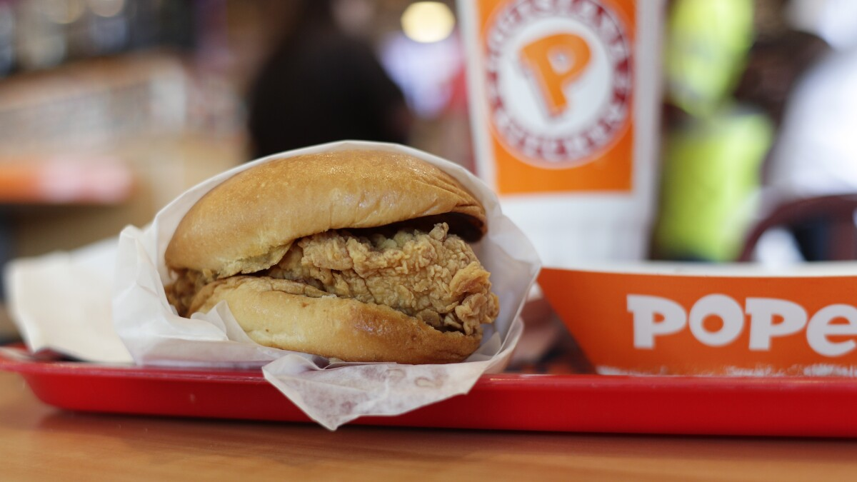 Battle of the chicken sandwiches: Chick-fil-A and Popeyes beef on Twitter