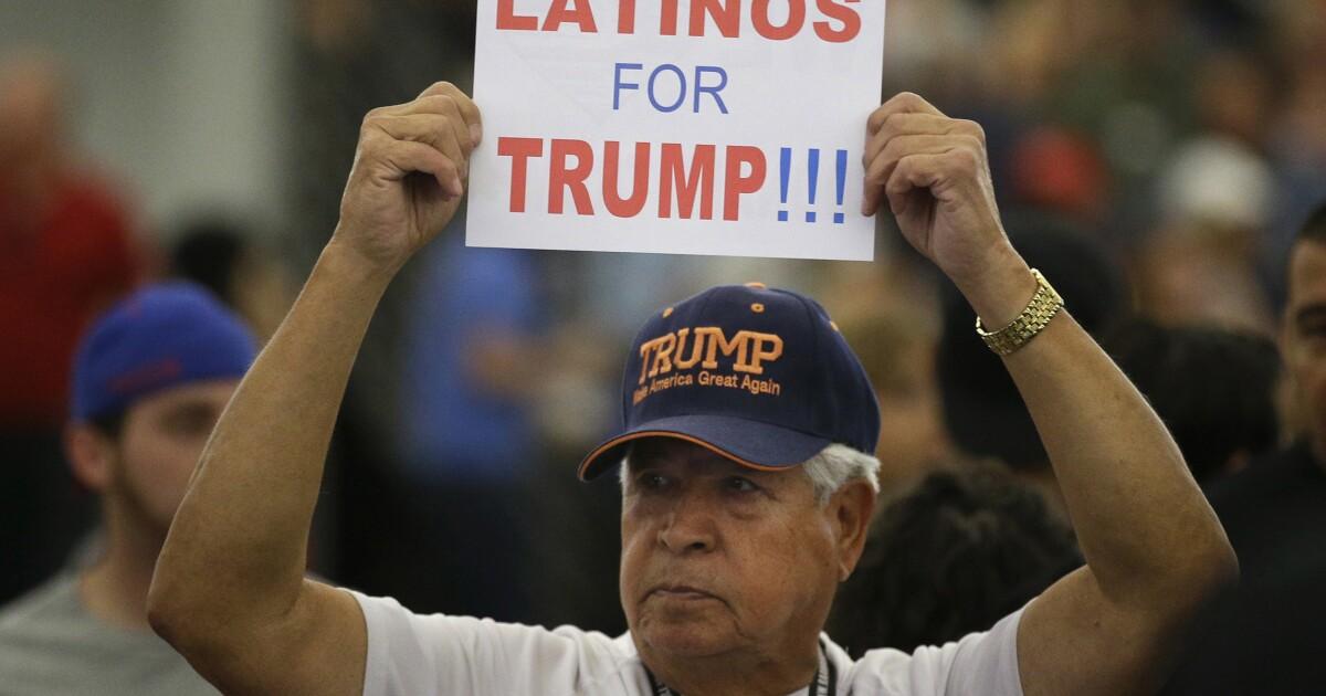Hispanics stick with Trump despite tough border stance
