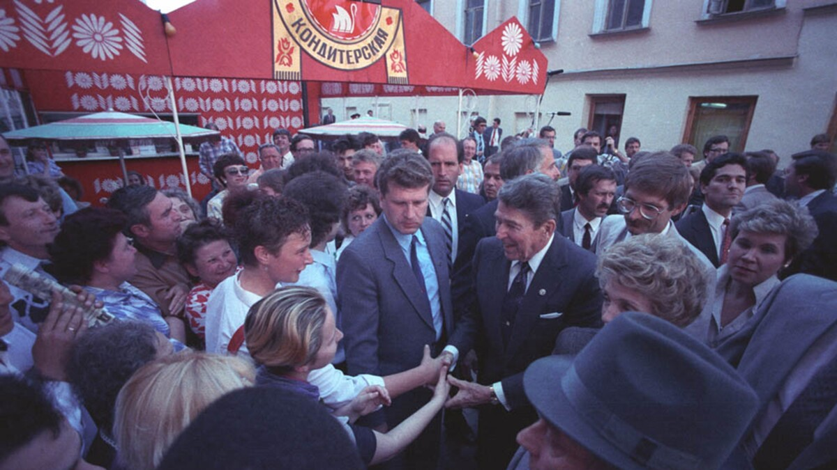 Reagan's still-unfulfilled hope for the Russian people