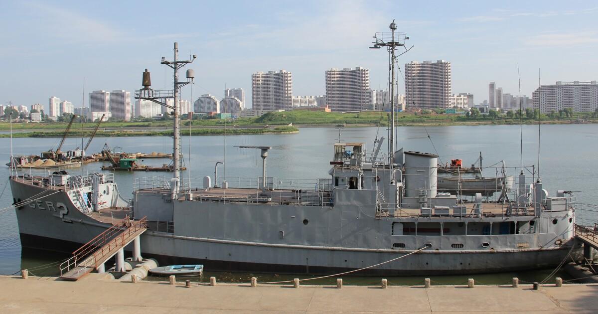 'It's a mockery': USS Pueblo veteran wants North Korea to give back his ship