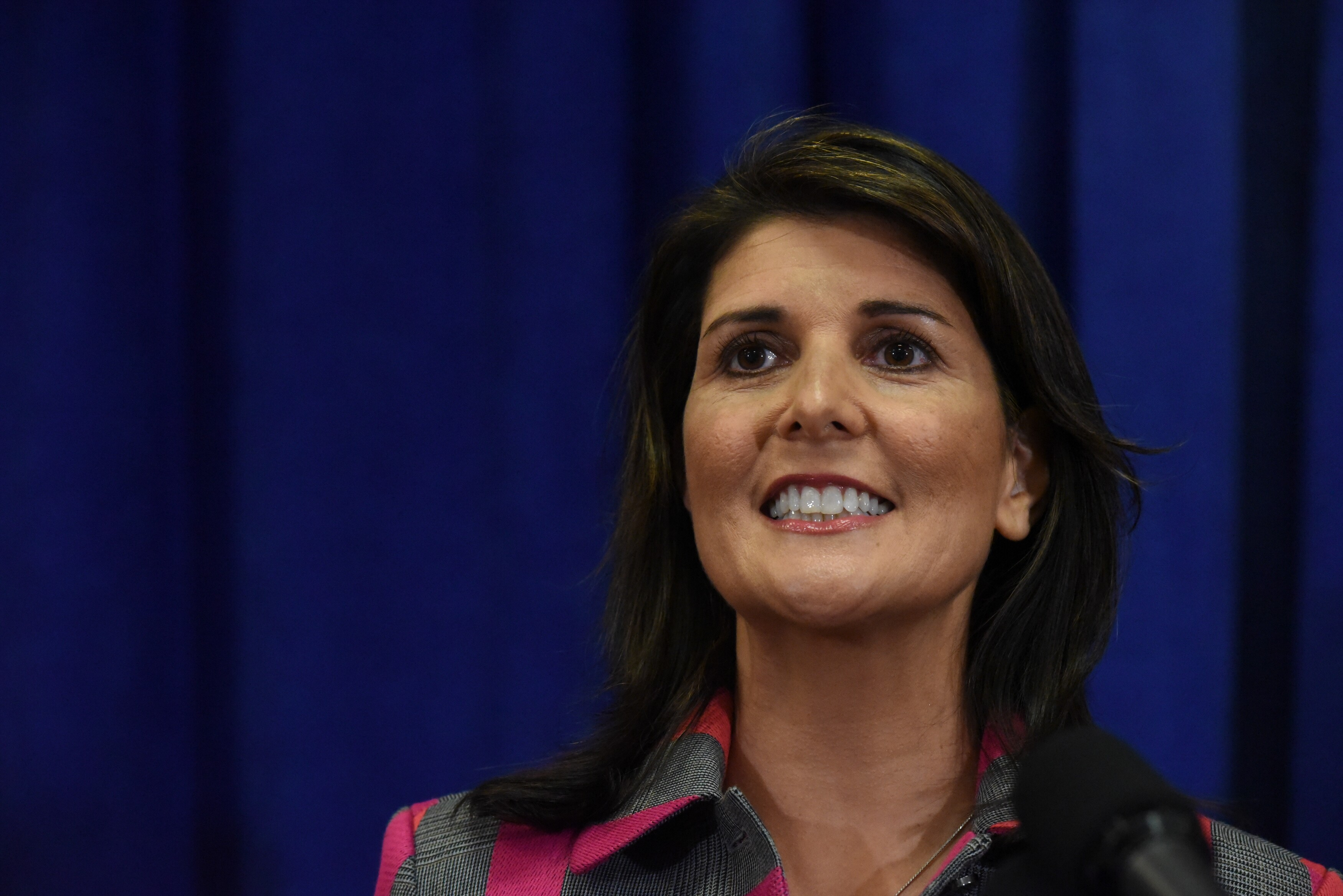 Nikki Haley Is Fierce