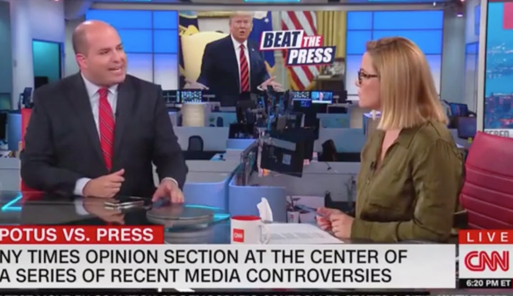 '<i>New York Times</i> is having a rough year': CNN anchors lament recent 'mistakes'