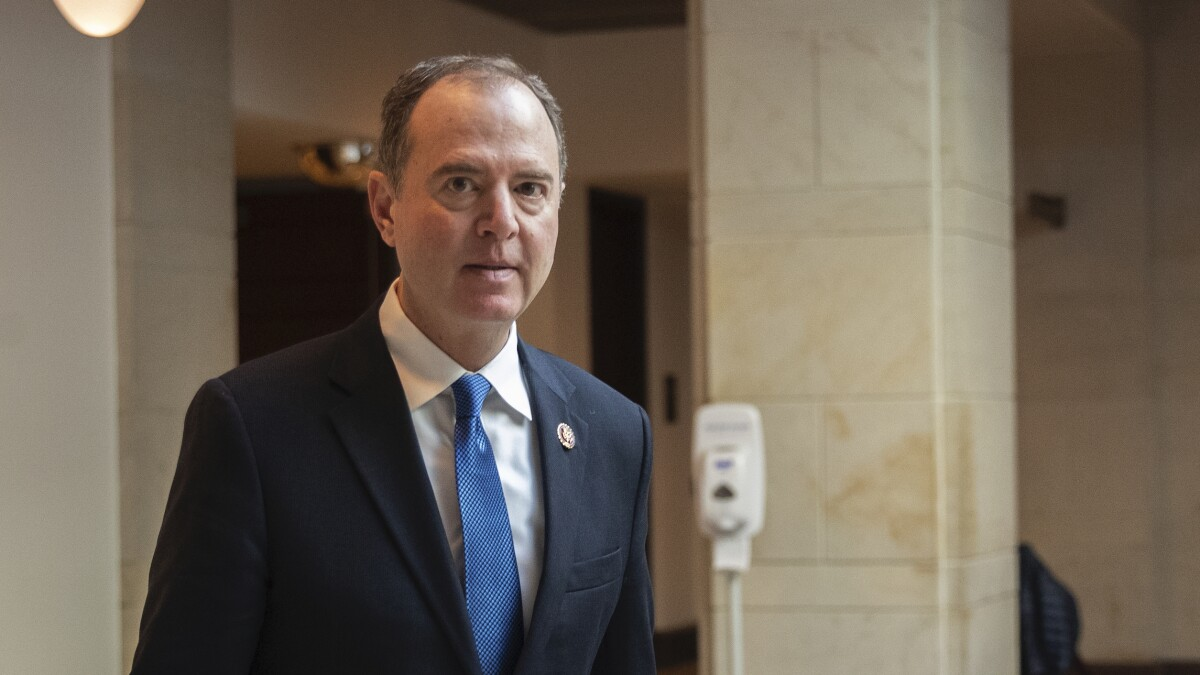 Where's the whistleblower? Key GOP questions about Schiff's contact may never be answered