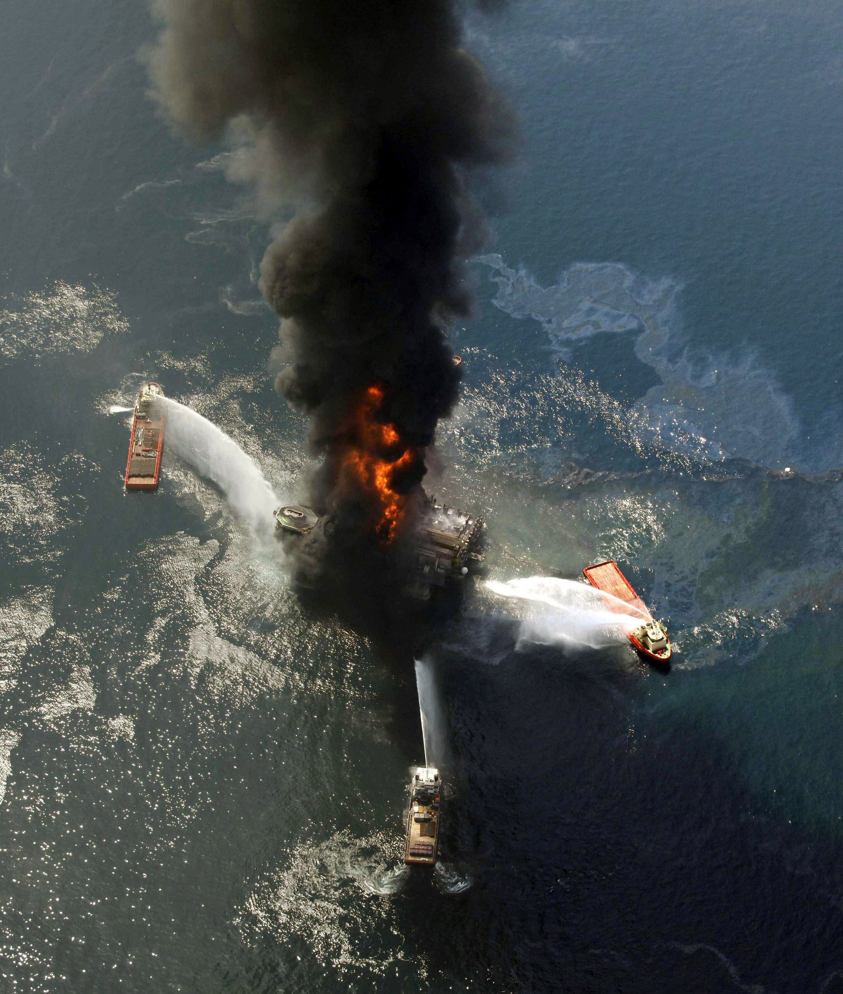 Day 9: Obama repeatedly defied federal court with Gulf oil