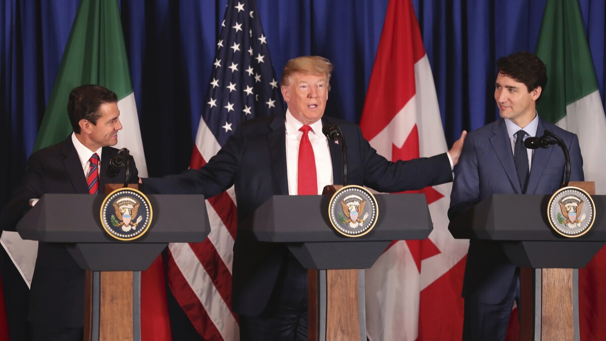 Sorry, but this USMCA trade deal is a pile of hot garbage