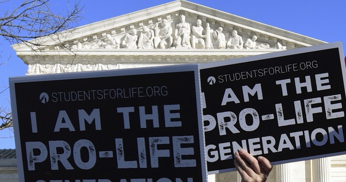 The March for Life is wise to make the scientific case against abortion