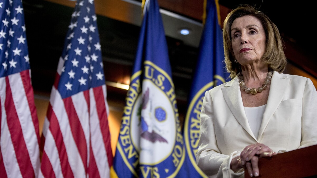 Pelosi uses the Bible to condemn Trump's immigration policies