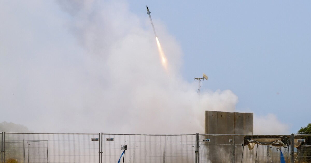 What is Iron Dome? Key Israeli missile defense system facing severe test