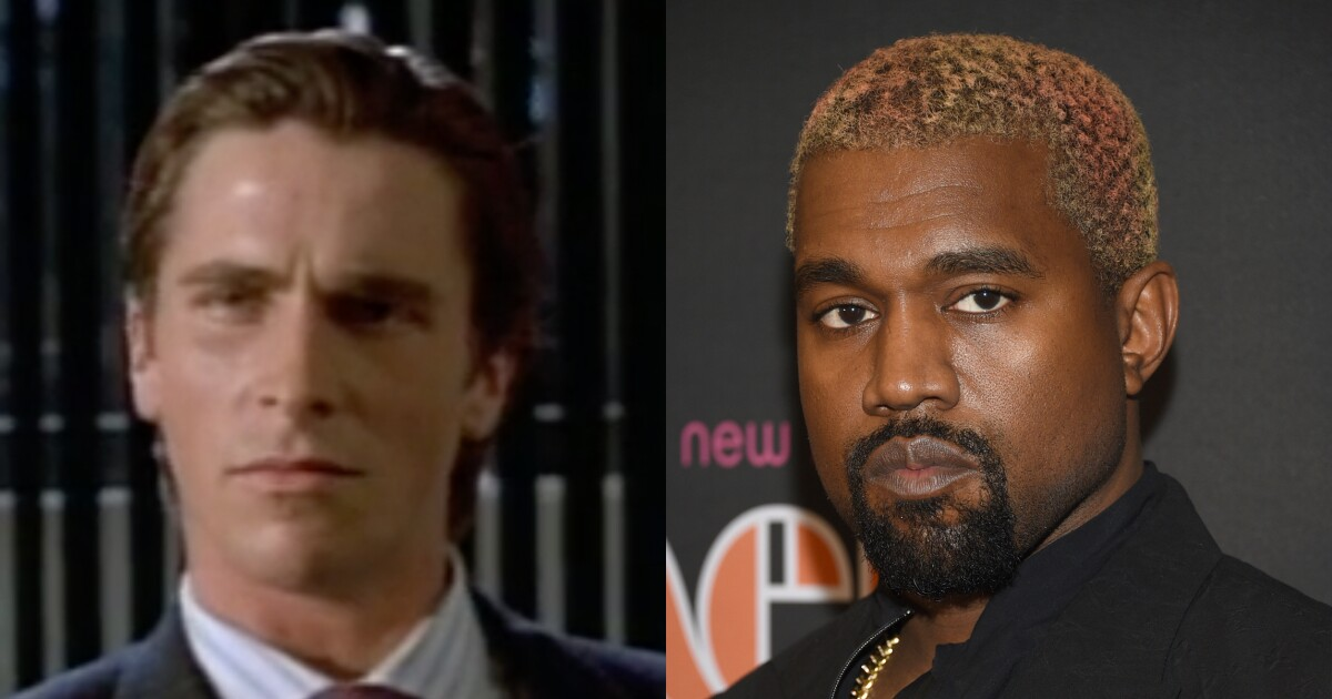 What Kanye West and <i>American Psycho</i> have in common