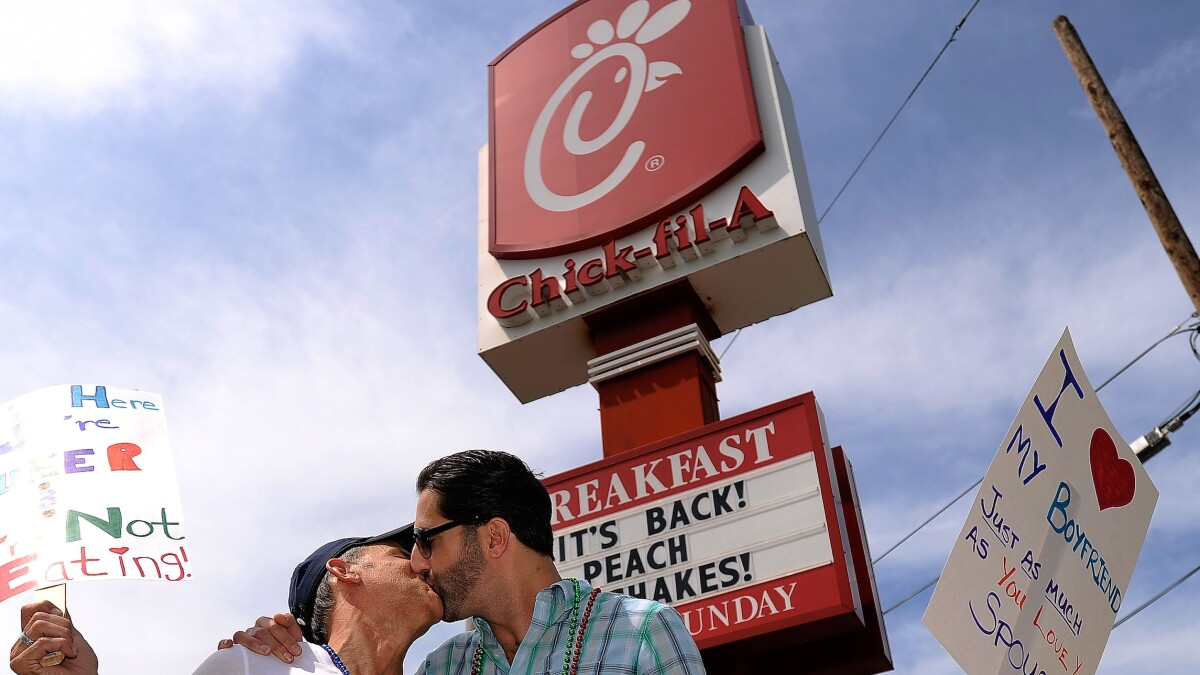 UK Chick-fil-A closing after backlash over donations to Christian organizations