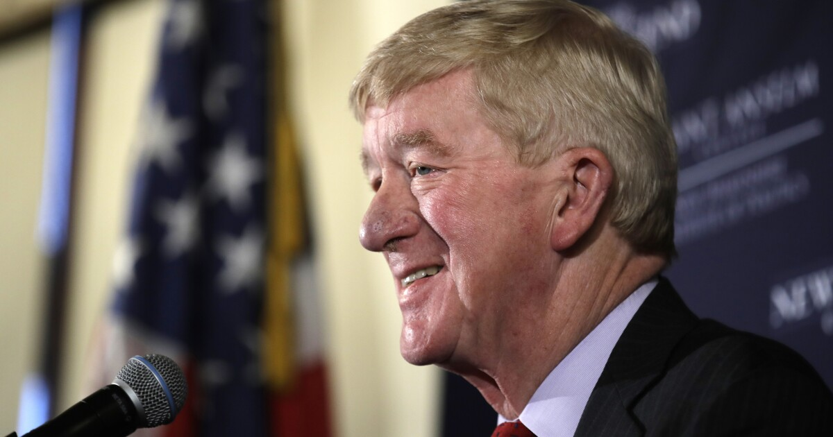 Image result for bill weld: trump acting like nixon right before he was impeach