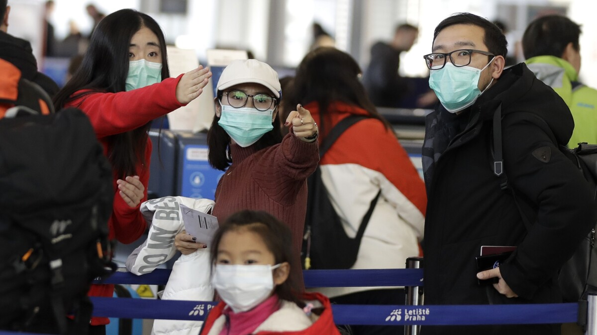 'Human-to-human': Coronavirus found in patients who never traveled to Wuhan