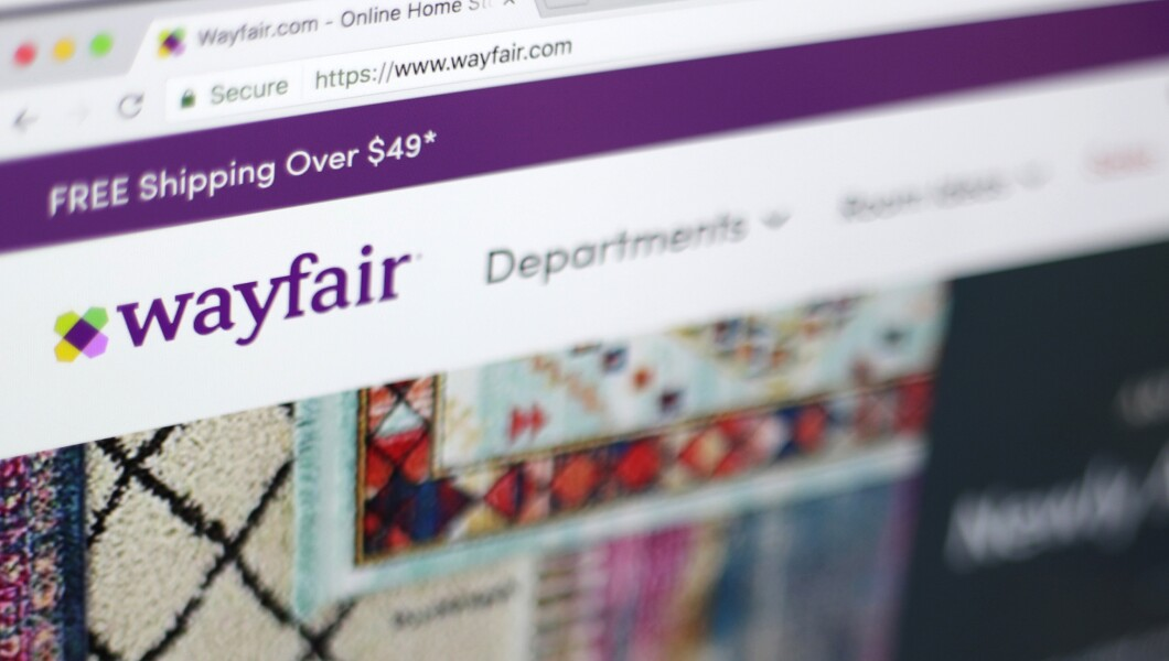 让Wayfair(和美国人)在税收方面取得公平的休息