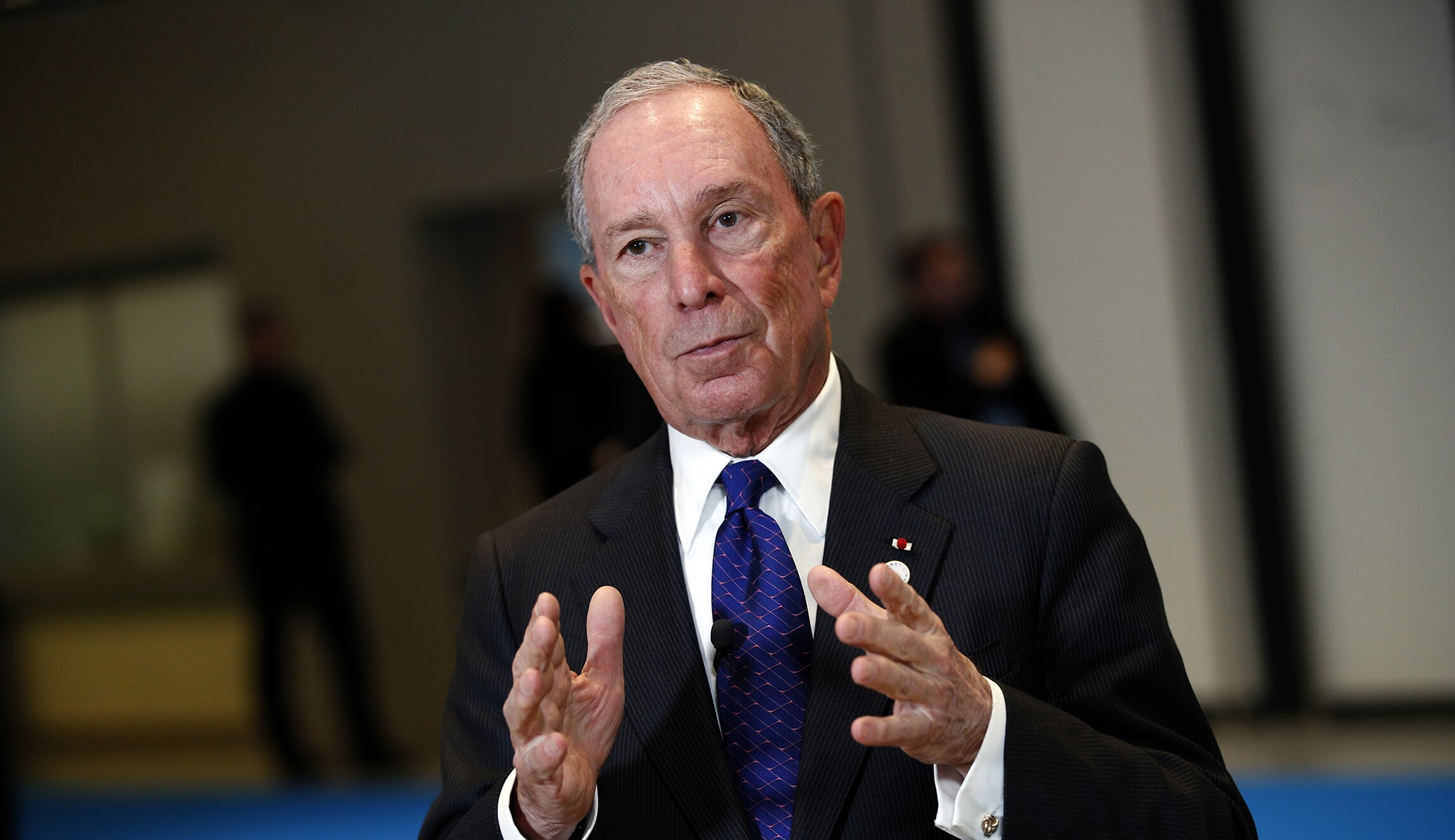 michael bloomberg - photo #5