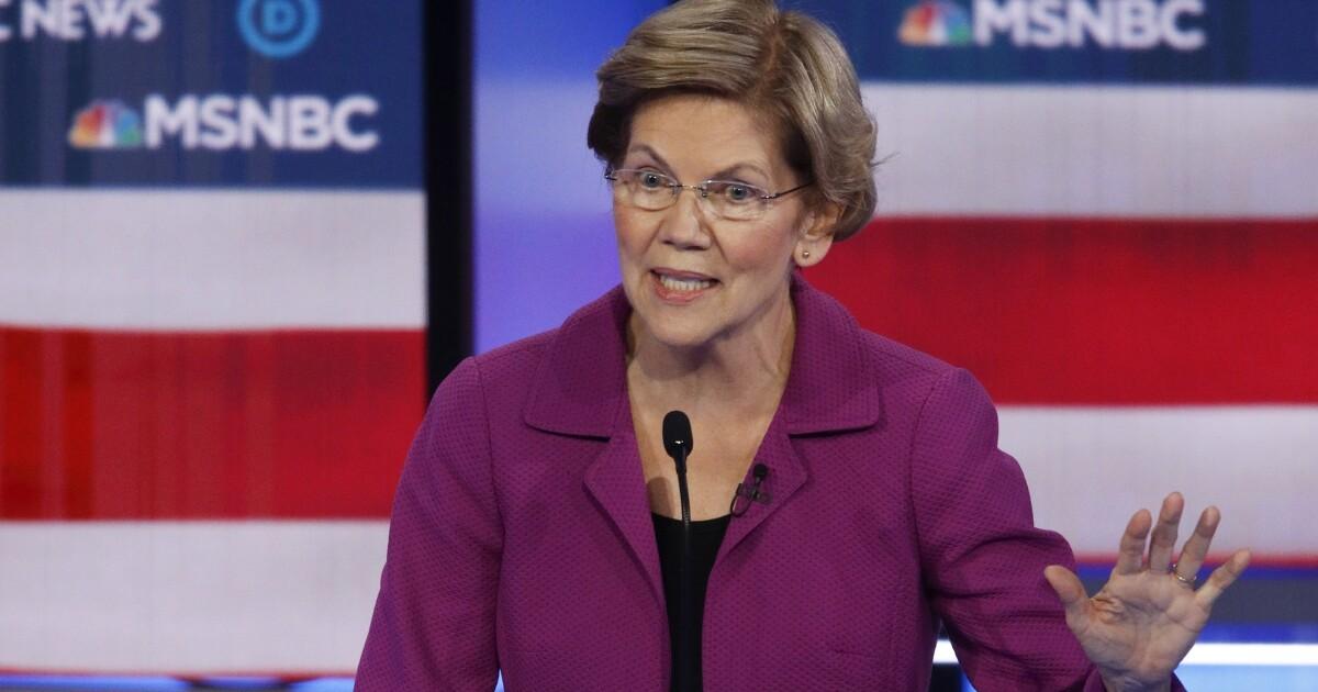 Elizabeth Warren did well to defend Amy Klobuchar's Mexican flub