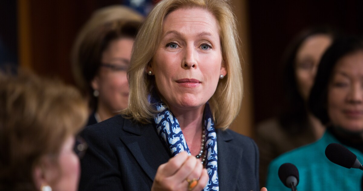 Kirsten Gillibrand's office restructures aide's role in wake of sexual harassment investigation