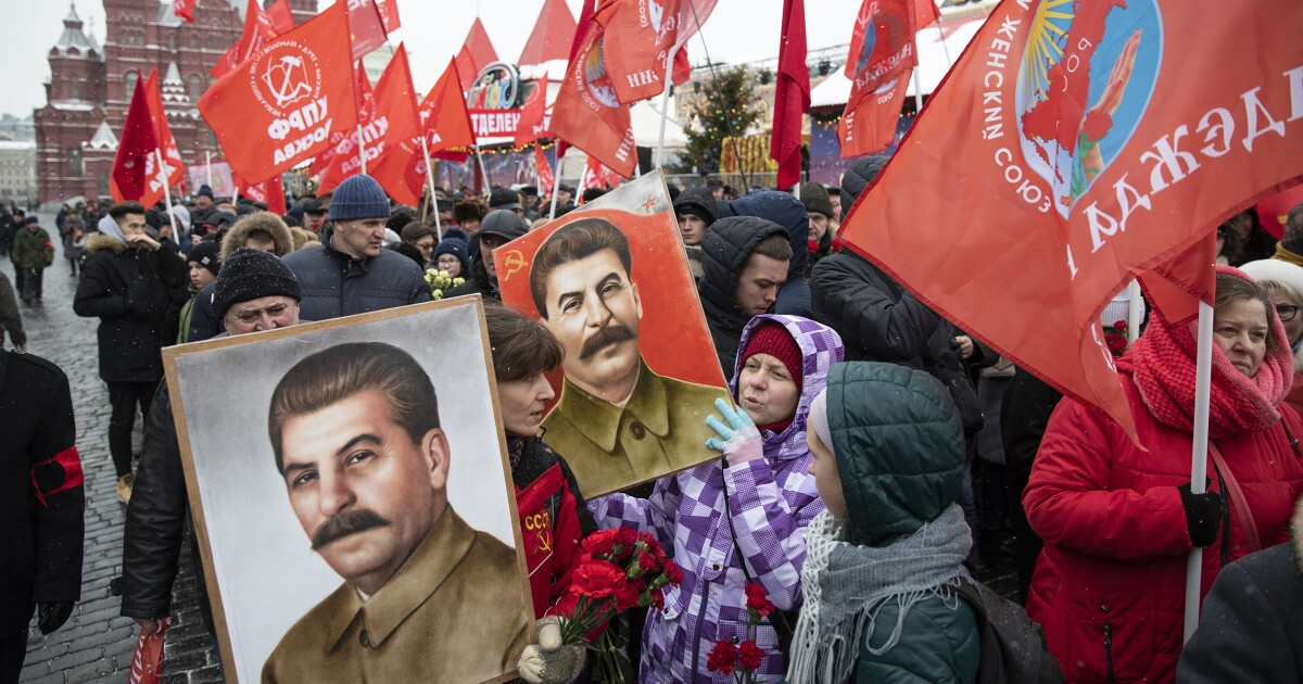 Back in the USSR: New survey shows approval for Stalin in Russia at record high